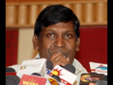 Will Vadivelu campaign in Local body Election