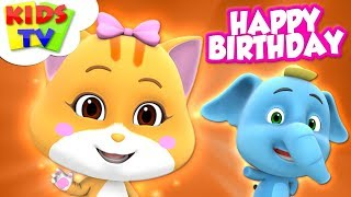 Rudy's Birthday | Loco Nuts Cartoons For Babies | Toddlers Videos by Kids Tv