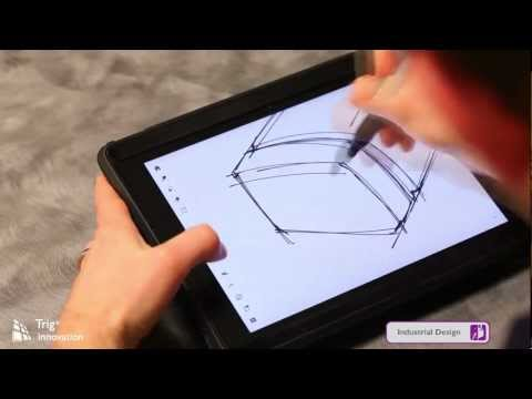 Digital Sketching with Patrick Murphy: Bike Light