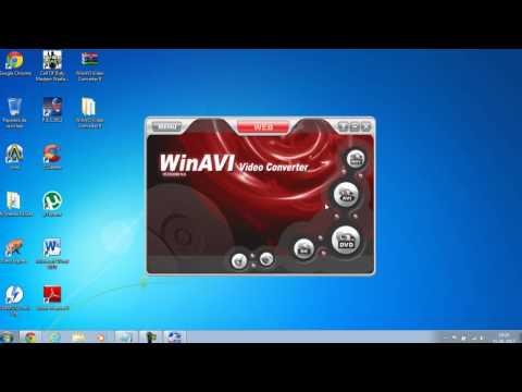 Descargar WinAVI 9.0 Full