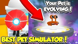 This New PET SIMULATOR Will CHANGE PET GAMES FOREVER!! (Roblox)