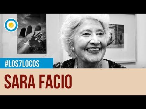Entrevista de Sara Facio en Los 7 locos
