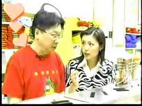 Chinatown Ice Cream Factory on Sino Chinese TV review