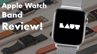 Laut Apple Watch Band Review!