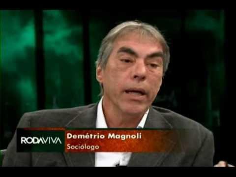 Demétrio Magnoli no Roda Viva - Racismo e preconceito 1/2