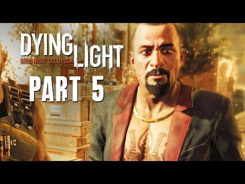 Dying Light Walkthrough Part 5 - MEETING RAIS - (FULL GAME) 1080p PC PS4 Xbox One