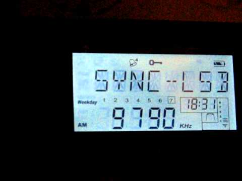 SW: Adventist World Radio 9790 KHz Agat, Guam 2011-01-09