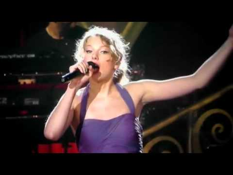 Taylor Swift - You Belong With Me (Live From Speak Now Tour)