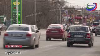 В Дагестане в двух ДТП пострадали дети