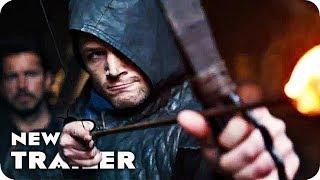 Robin Hood Trailer (2018) Taron Egerton Adventure Movie