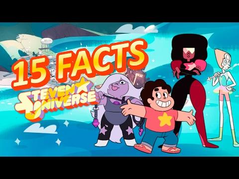 Вселенная Стивена | 15 фактов о мультсериале Вселенная Стивена | Movie Mouse