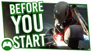 6 Things You Must Know Before Starting Destiny 2 | Destiny 2 Basics