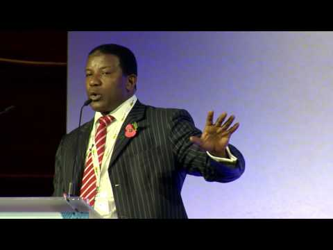 Trevor Williams, chief economist, Lloyds Bank - Construction News Awards 205