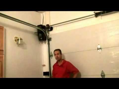 Liftmaster 3800 Jackshaft Garage Door Opener Review Youtube