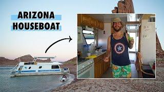 USA Houseboat Adventure