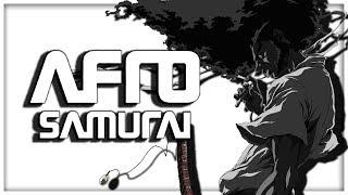 Afro Samurai - Anime Empfehlung #2 | SerienReviewer