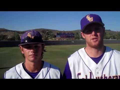 Baseball Post Game - Apr. 3, 2015