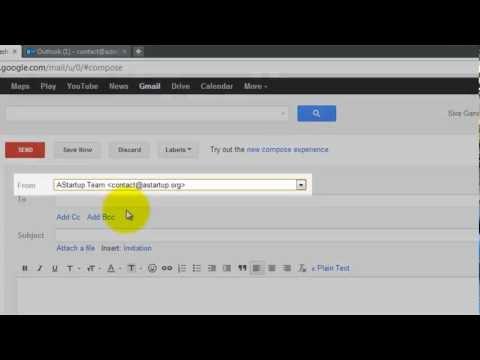 Add new Email alias -