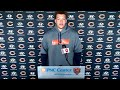 Teven Jenkins looking forward to putting on the pads at training camp   Chicago Bears