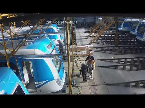 Paro de Moyano y Barrionuevo: Sabotaje al Tren Sarmiento