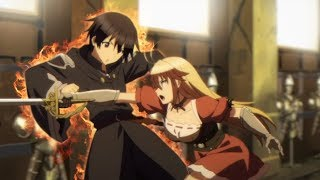 Top 10 Romance Anime Where Male Lead Is Strong And Overpowers Female Lead [HD]