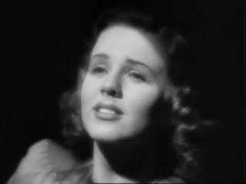 Deanna Durbin / His Butler's Sister, 1943