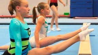 Женская спортивная гимнастика в Нидерландах (2013) [Гимнастика → Разное]