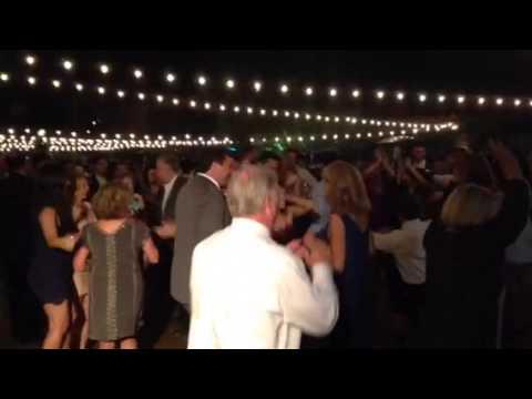 Uptown Funk with Santa Barbara Wedding DJs Scott Topper Productions