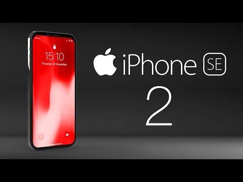 iPhone SE 2 (2018) Будет! 3 Новых iPhone в 2018 и Биткоин. Samsung Galaxy X co сканером в экране!