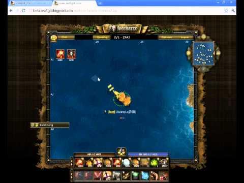 Jak wejsc na mape seafight beta