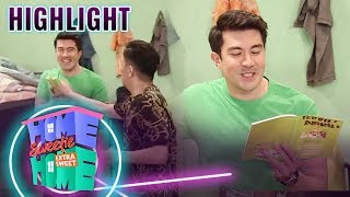 Pip discovers Ferdie's letter for Julie | HSH Extra Sweet