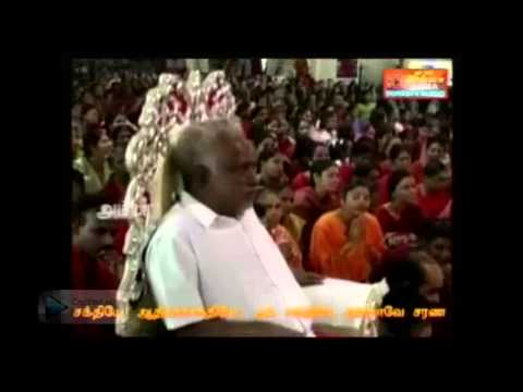 Maruvoor Arasi (adhiparasakthi Songs) - Mari Amma video