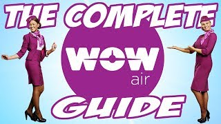 WOW Air REVIEW and GUIDE - pLOG 19