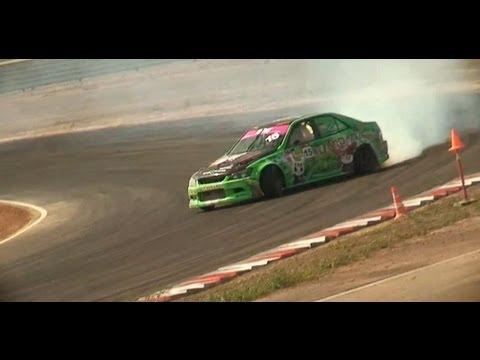 Никита Шиков Toyota Altezza Russian Drift Series 2010 RDS 4 stage РДС 4 этап