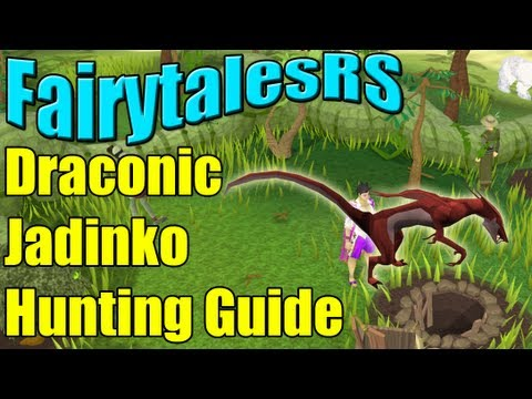 Draconic Jadinko Hunting Guide – 300k+ XP Per Hour at 99 – Fairytales