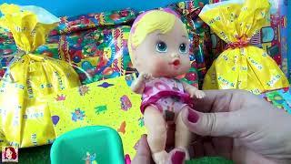 Abrindo Brinquedos e Surpresas 3 - Vamos abrir e brincar com a tia Cris !! #tiaCris