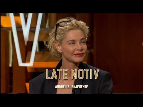 LATE MOTIV - Del drama a la comedia: Belén Rueda | #LateMotiv58