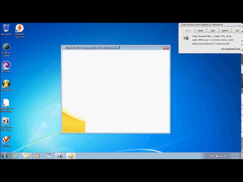 Microsoft office professional 2010 completely free and Easy. Tutorial! -BEST No Key or crack needed!