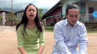 Myanmar Gospel song new 2013 2014 Saw Ruby family part 3