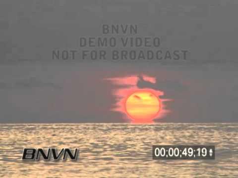 7/17/2006 Sarasota, FL Beach Sunset Video