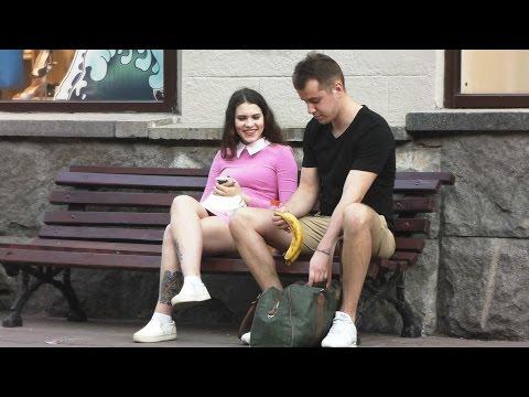 Секс с Незнакомцем Пикап Пранк