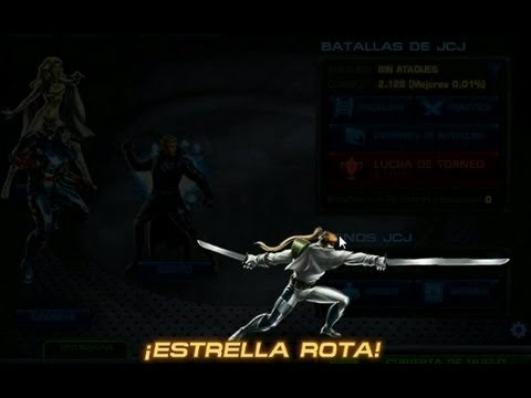 Marvel Avengers Alliance final PvP temporada 7