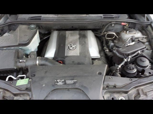 BMW E53 X5 4.4 Vanos Engine Diagram