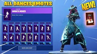 *NEW* MAX TIER CALAMITY SKIN SHOWCASE WITH ALL FORTNITE DANCES & EMOTES! (Fortnite Season 6 Skin)