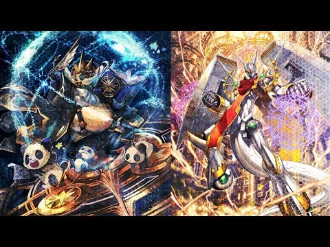 Great Nature vs Gear Chronicle Game 1 and Game 2 Cardifhgt!! Vanguard