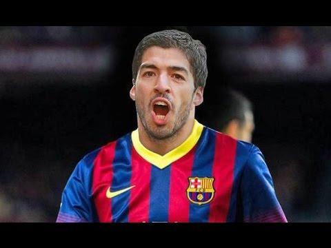 Luis Suarez transfer song