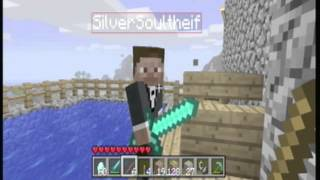 Minecraft jaws prank