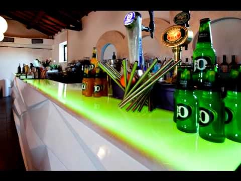 Banconi Bar - Counter Design - Adamantx - - YouTube