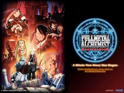 Full Metal Alchemist Brotherhood Opening 1 Full video