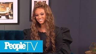 Tina Turner Got Tyra Banks A Spot In The Azzedine Alaïa Fashion Show | PeopleTV